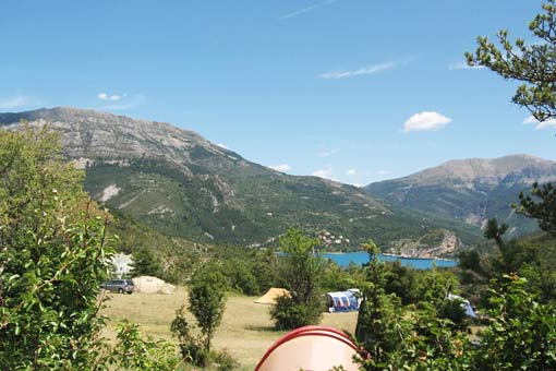 Castillon de Provence: Camping-Bungalow Parc Naturiste (10)