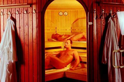 Aqua & Sauna Oranje