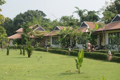 The Oriental Village
