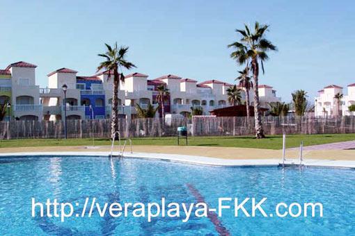 Apartamento Vera-Playa FKK