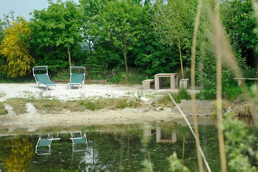 Naturistencamping Grensland