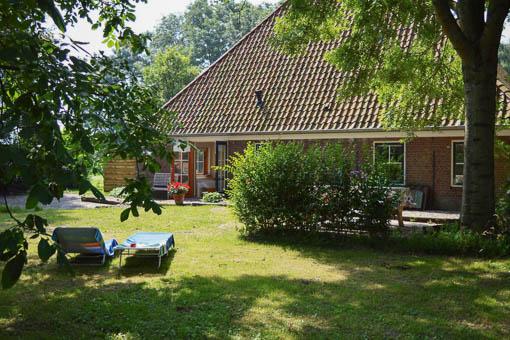 Vakantiehuis Boschwijk
