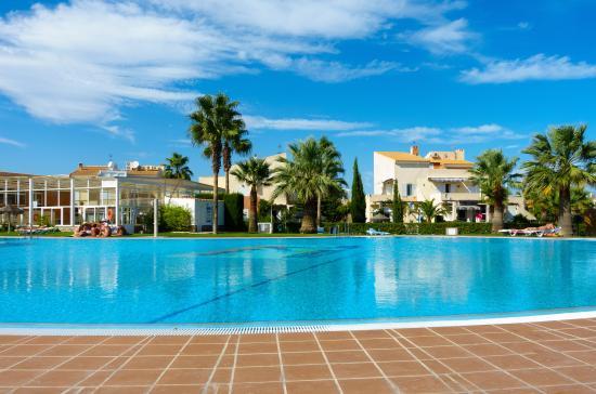 Vera Playa : apartamentos en alquiler - Vera Natura : au bord de la mer