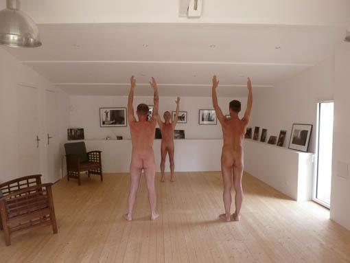 Les Saulaies chambres d'hôtes naturistes (8)