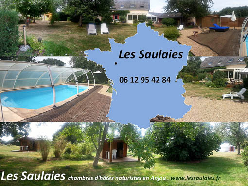 Les saulaies reviews - Chambre d hotes naturiste ...