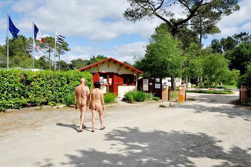 La Pinede: Club Naturiste Bretagne Sud
