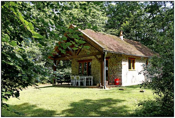 Creuse Nature (4) - Luxe eco chalet