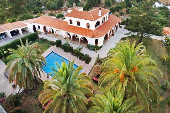 Villa Paraiso ( Porches ) Aanbiedingen vakantiewoningen - only 5 rooms and Adults only a romantic getaway