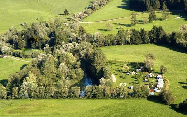 Camping Burg Rothenfels