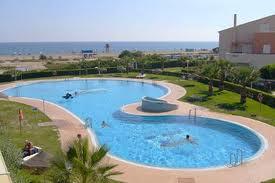 Casas Vera Naturista - Beleef het! Ervaar het! - zwembad Casa Cielo Azul