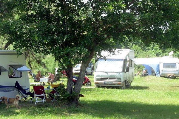 Ada Bojana FKK: Camping Naturiste (2)