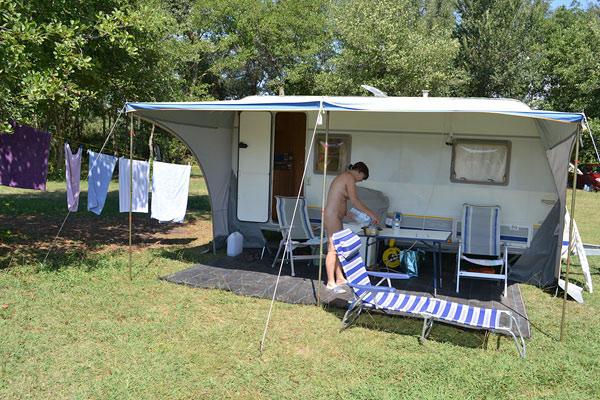 Ada Bojana FKK: Camping Naturiste (3)