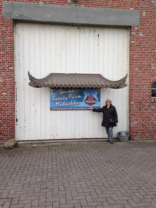 Sauna Beauty Farm Midwolda - Jeanne van Alphen