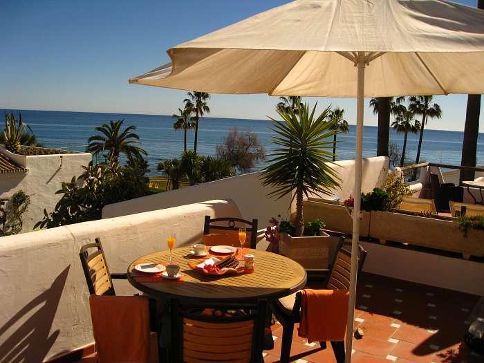 Costa del Sol , Costa Natura app.164 met Zeezicht !