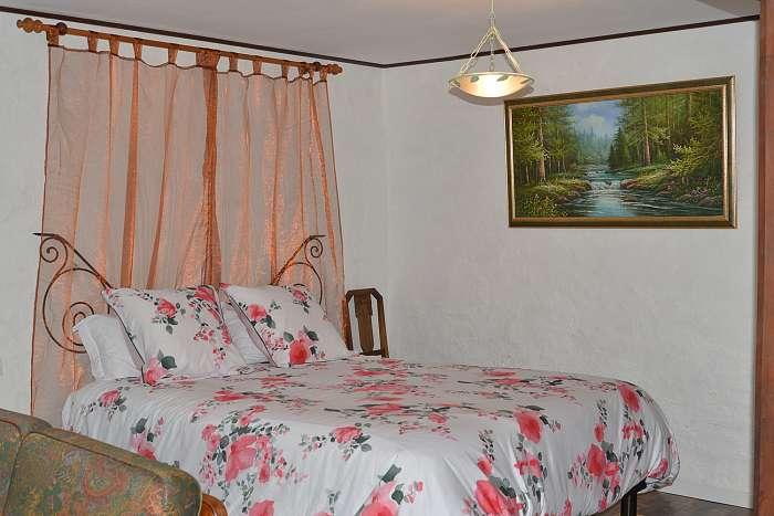 Moulin de Chez Joyeux (7) - Het slaapgedeelte van Barcarolle