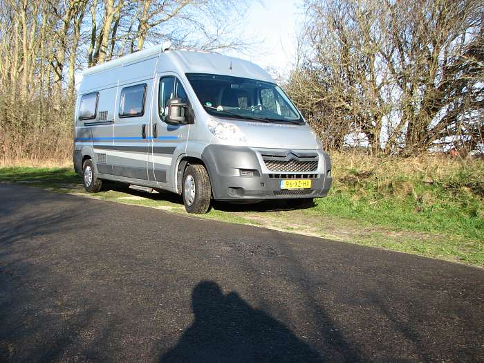 luxe bus camper 2 pers