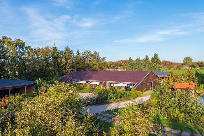 Het Reterink - In wat ooit een koeienstal was, zijn nu vijf luxe vakantiewoningen