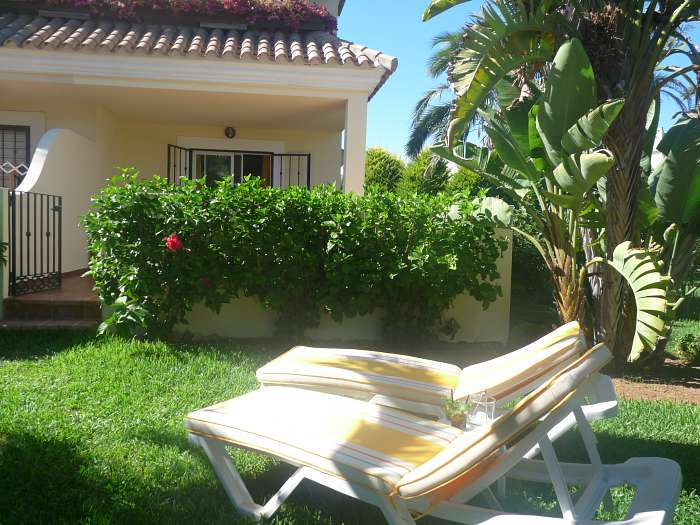 Luc & Rita ( Vera Playa ) Aanbiedingen vakantiewoningen - CASA CIELO AZUL (4 5 pers) - CASA MAR Y LUZ (2 4 pers) - CASA ESQUINA VERDE (2 pers)
