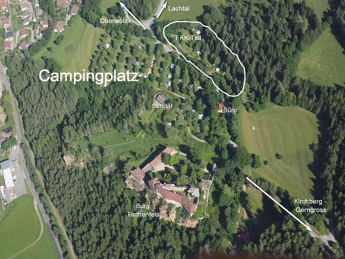 Camping Rothenfels
