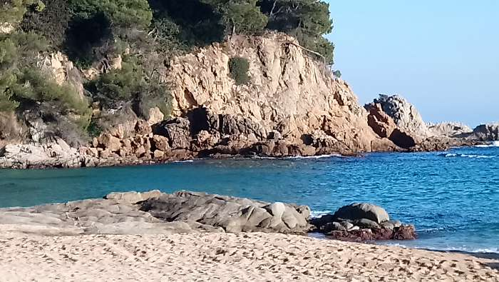 Cala Boadella - William