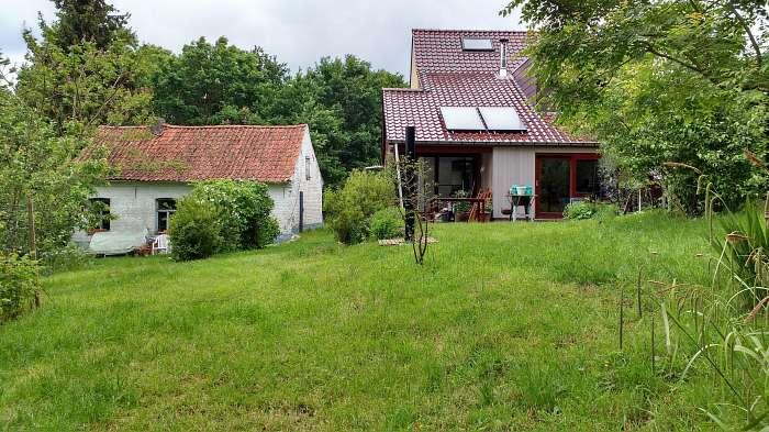 Naturistisch kamperen in de heerlijke Vlaamse Ardennen (B)