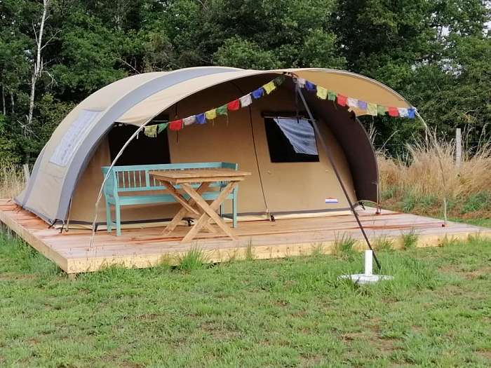 Boerderij 'la vallée des fruits' Camping Naturisme (4)