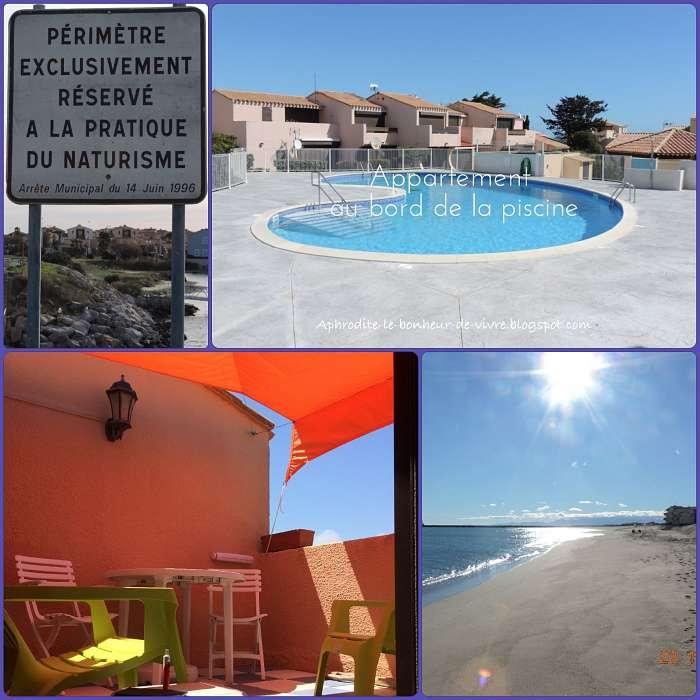 Zuid-Frankrijk, appartement aan rand van verwarmd zwembad, Aphrodite Village