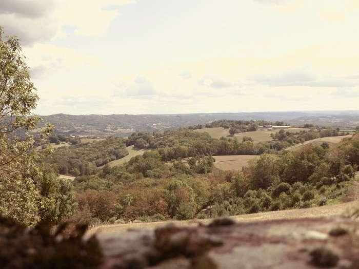 Jan - Domaine du coq Rouge (2) - Uitzicht