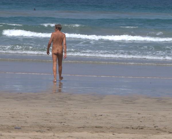 Playa Famara - Ian