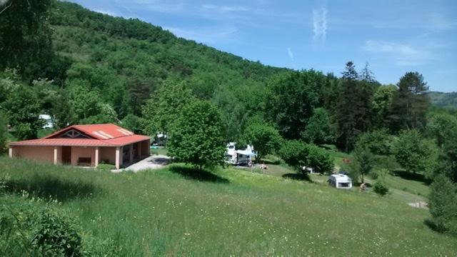 Camping Millefleurs - Sanitairgebouw Millefleurs
