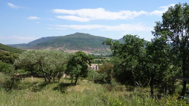 Van Dijk - Le Village du Bosc - Uitzicht Village du Bosc
