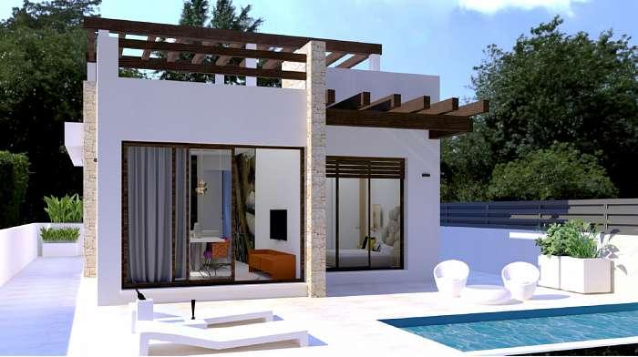 Viviane Naert, Sunmed Properties, Vera Playa ( Vera Playa ) Algemene mededeling - Model Laguna Azul, 3 slaapkamers, 3 badkamers - Model Estrella, 3 slaapkamers, 2 badkamers