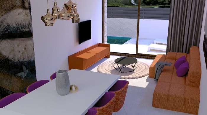 Viviane Naert, Sunmed Properties, Vera Playa ( Vera Playa ) Algemene mededeling - Model Laguna Azul, 3 slaapkamers, 3 badkamers - Model Estrella, 3 slaapkamers, 2 badkamers - Ligging toekomstig nieuw resort MONTE CARMELO, op het terrein van de voormalige