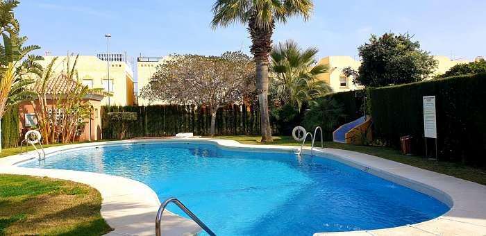 2 pers. appartement te huur Parque Vera 2, Vera Playa