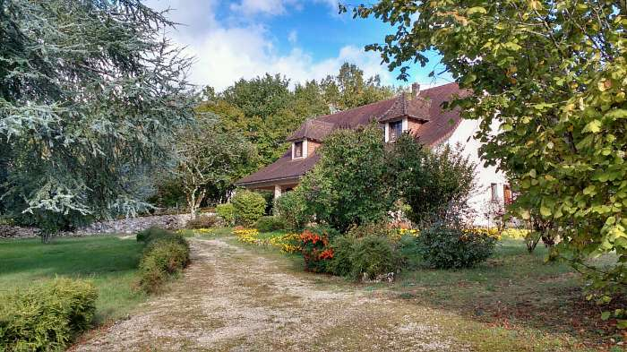 Puur natuur in de Dordogne Frankrijk