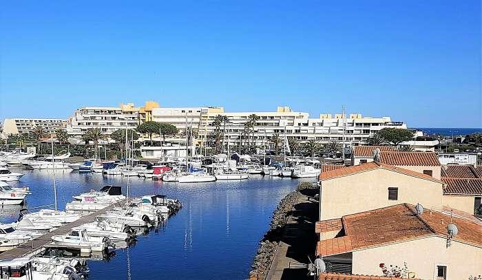 Studio SilverLine Venus - Residènce Port Venus - Village Naturist - Cap d'Agde (2)