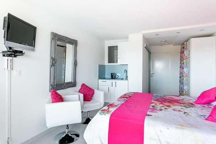 Studio SilverLine Venus - Residènce Port Venus - Village Naturist - Cap d'Agde (3)