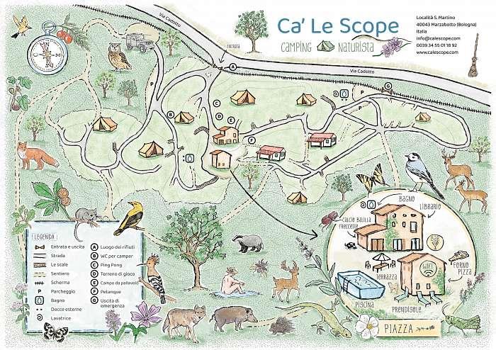 Camping naturista Ca' le Scope (5)